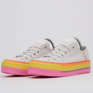 Converse rainbow 🌈 platform